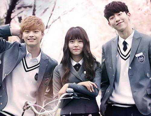 [Drama recomendado] School 2015: Who are you? (학교2015: 후아유)