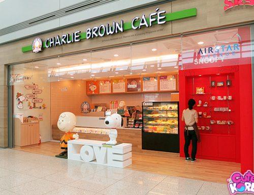 [Cafés temáticas] Charlie Brown café