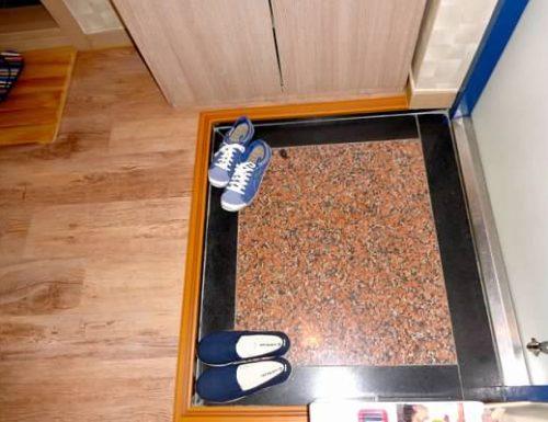 Fuera zapatos: La costumbre de quitarse los zapatos antes de entrar a una casa