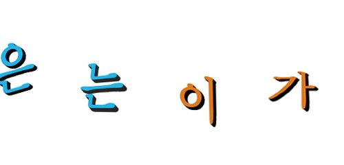 [Lección de Coreano] Marcadores de Sujeto