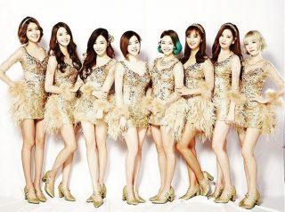 pronunciar el nombre de los miembros de Girls' Generation en coreano