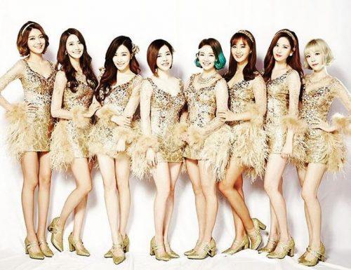 Como pronunciar el nombre de los miembros de Girls' Generation en coreano
