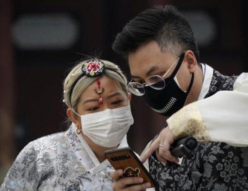 Apps que rastrean virus en Corea del Sur no dejan de sonar